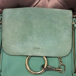 Chloe Medium Faye Backpack